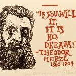 RELIGIOUS. Yom Hamatzmaut (Theodore Herzl)