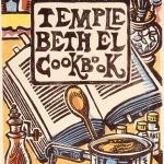 TEMPLE BETH EL COOKBOOK